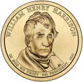Prezydenci USA - 1$ / 2009 r. - William Henry Harrison (nr 9)